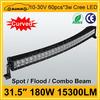 CE,E-MARK Certification and led light bar Type led offroad light bar