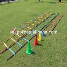 6m adjustable agility ladder,Soccer Training ladder