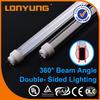 T10 double-side Modern USA America UL ETL led tube8 korea tube8 led light tube
