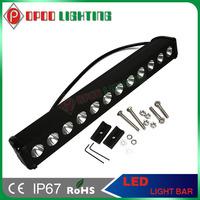 Alibaba cheap police led lights,120w 20'' single row straight police led lights
