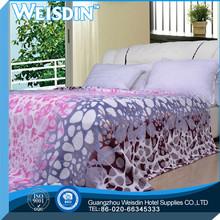 Nonwoven new style flannel walmart coral fleece blanket for children