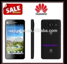 2014 New huawei G520 phone android 4.4.3 MTK6592 Octa Core 2GB ram 4.5'' 850x480 dual SIM quad core mtk6589 mobile phone