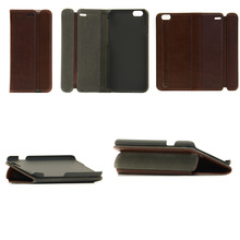 Hot selling China factory cheap 5.5 inch oil waxed leather cell phone case