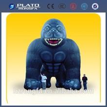 Inflatable Gorilla animal,inflatable animal life size