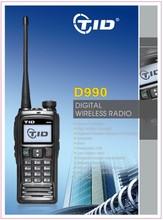 D-990 5watt digital radio simple operation