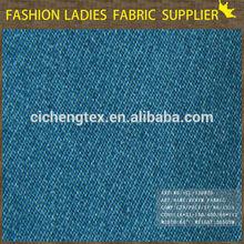 E Shaoxing cicheng make-to-order Ployester/Spandex/Cotton Cost of Denim Fabrics Woven Denim