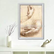 Study-Of-Hands by Leonardo Da Vinci reproduction oil painting