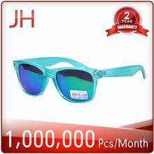 2014 High quality custom your own logo brand Classic polarized wayfarer sunglasses