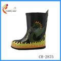 Kid botas de chuva de borracha
