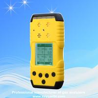 Handheld multi gas O2 CO H2S EX coal mine gas detector