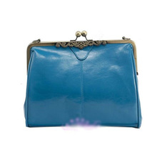 Bz3012 PU leather toggle clip European design retro style fashion shoulder bags for women