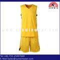 Reversible en blanco baloncesto uniforme / Jersey / camisa para mujeres
