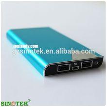 SINOTEK Famous cheap manual for power bank 12000mah