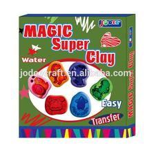 Magic Super Clay Arts And Crafts Ideas Kit