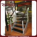 Demose u- a forma di fai da te stair| prefabbricati scale con curve made in china