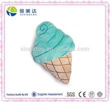 Ice Cream Cone Plush Pillow Children Favourite Pillow