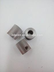 3d printer extruder driving gear MK8 dive gear use for 3d printer