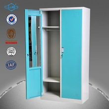 china supplier livingroom furniture metal lock clothing storage