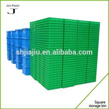 Storage use plastic square tray