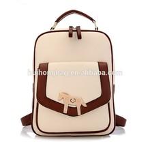 Most Popular Elegant Designer Backpack Bag, Latest Women Leather Backpack