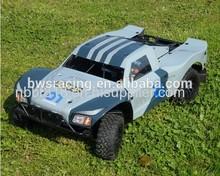 1:5 gasoilne racing car ready to run brush rc drift car ,rc car with petrol engine
