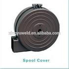 spool welding gun cover