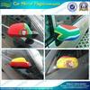 argentina flag car mirror cover sock