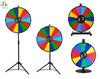 prize wheel fortune trade show