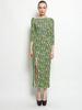 women Print Dress ,lady Latest fashion unique design Dress