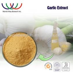 free sample allicin,HACCP KOSHER FDA garlic extract,bulk sale 2% allicin garlic extract