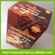 Smokeless healthy coconut coal for hookah
