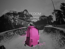 2014 new business ideas design cheap pink latest college girls shoulder bags