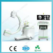 Bs bs0930 6kw electrónico, 120ma frenquency alta digital móvil de brazo en c de fluoroscopio unidad