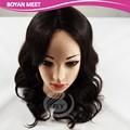Vente en gros de cheveux humains, brésilienne de cheveux humains perruque de lacet pour les femmes noires