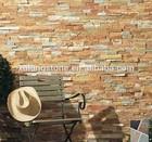 P014 Slate Cultured Stone Veneer Ledge Stone Walling Panel, Culture Stone Slate Veneer
