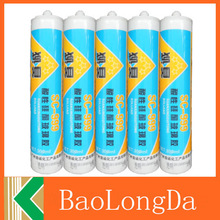 silicon rubber/silicone sealant for concrete joints/ resistant glue the high temperature