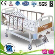 MDK-T303 Hospital two function manual adjustable bed frame