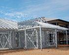 steel prefab house floor truss joists