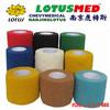 LOTUSMED Flexible cohesive bandage elastic finger bandage coflex bandage tape