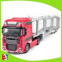 Scale model 1:50 diecast models wood transportation truck