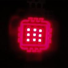 10w Red Green Blue White UV Yello High Power LED Chip