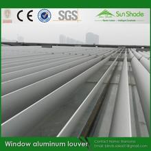 Sun shading external window aluminium louvers