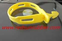 Rubber Silicone Strap