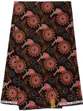 Best selling ankara printed wax fabric