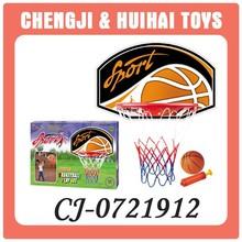 Hot selling kid plastic basketball hoop for sale
