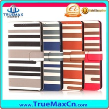 For Samsung note 4 flip PU wallet stand leather case, for Samsung note 4 leather case