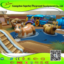 Entertainment Game Sculpted Foam Kids Indoor Soft Play Area 1410-24B