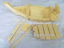 Chất lượng cao bên sử dụng tiếng Nhật 50cm gỗ/tre sushi thuyền công cụ nấu ăn