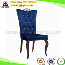 Luxury furniture king and queen throne chairs for sale (SP-AF002)
