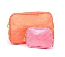 New Wholesale Graphic Printed Cosmetic Bag in PU Leather CT1867